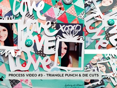 Process Video #3 - Triangle Punch & Die Cuts