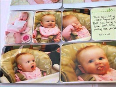 Project Life: Baby Girl Album Part 1