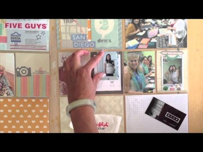 Project Life | Incorporating Memorabilia with Amy Tan (Two Peas in a Bucket)