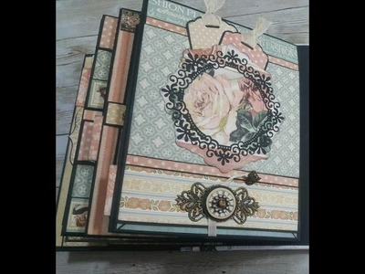 Tutorial Part 8 `A Ladies Diary` Graphic 45