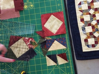 3 Most Popular Triangle Units in a Quilt