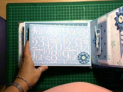 Baby boy, BIG mini album in a box