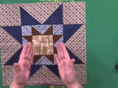 Fernwood Block of the Month - Episode 2 - Sarah's Choice and Star in a Star
