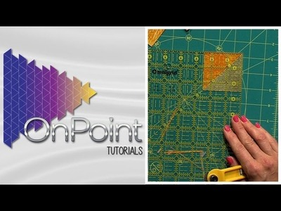 How to Create Half Square Triangles (Ep. 104)