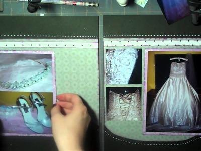 Let's Get Crafty Episode #  64 Wedding Wednesday # 5 Something New
