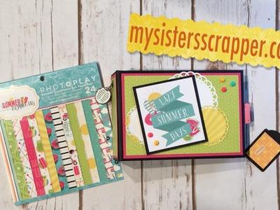Photoplay Summer Daydreams Easy Pocket Mini Album