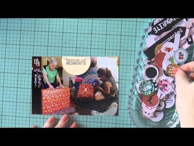 Project Life Process Video - Grab 5 #2