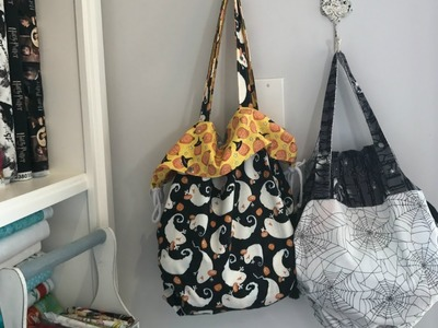 Quick And Easy Halloween Bag
