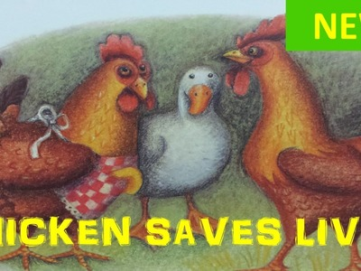 Stories for Children Read Aloud | Henny Penny Story for kids