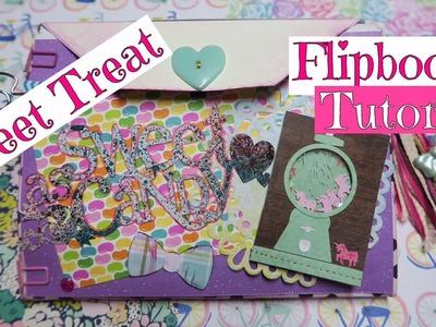 Sweet Treat Penpal Flipbook Tutorial ♥  Envelope Style   I'm A Cool Mom