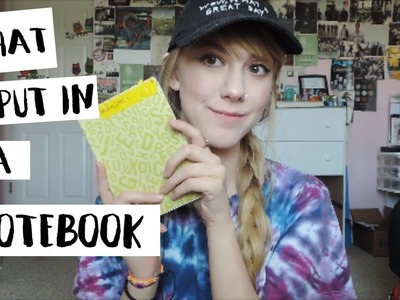 What to Put In A Notebook!