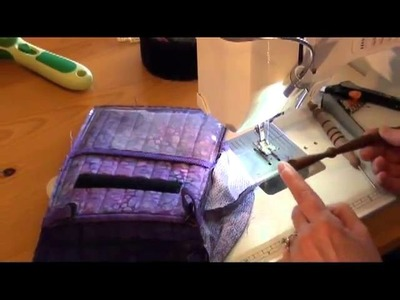 12. Make A Simple Project: Finishing the Binding