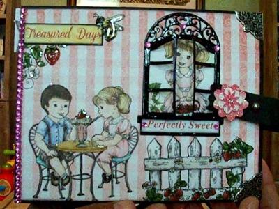Berry Cafe Mini Album