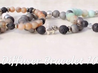 Diffuser Bracelets How To Video