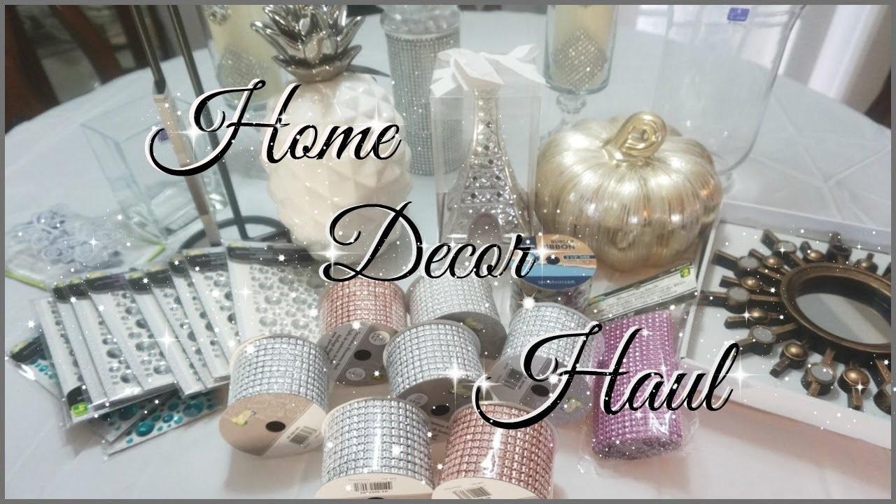 HOME DECOR HAUL SENSE AND DOLLARAMA