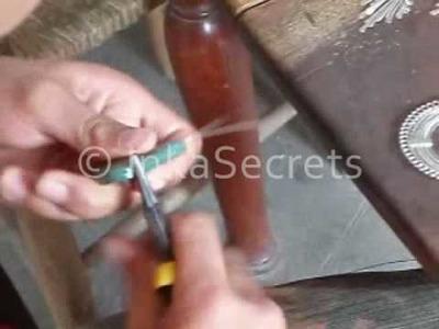 How to make a  peruvian jewelry - www.Inkasecrets.com