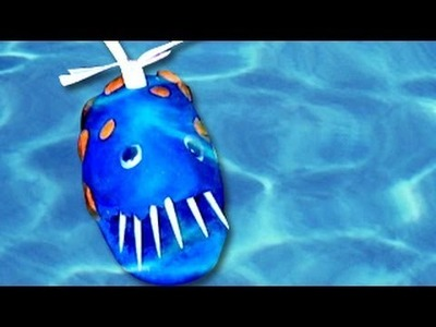 How to Make a Play Doh Blue Whale