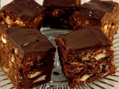 """No Bake Saucepan """"Brownies""""- with yoyomax12"""