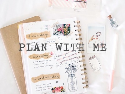 Plan with me   may