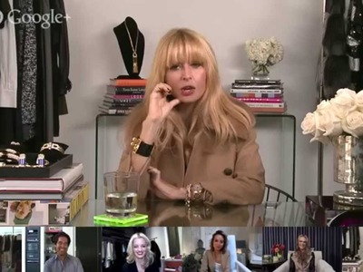 Shop the Hangout with Rachel Zoe | The Zoe Report by Rachel Zoe
