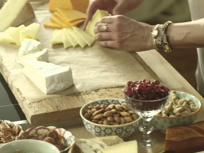 The perfect French cheese board