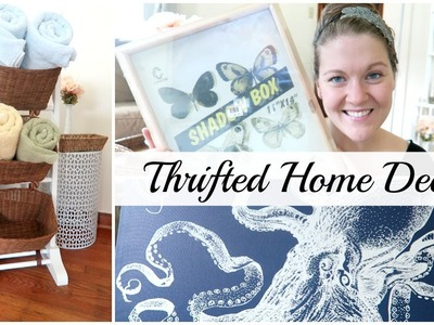 Thrift Haul | Home Decor