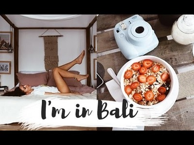 WHAT I EAT IN A DAY #4 ✧ VEGAN ✧ I'M IN BALI