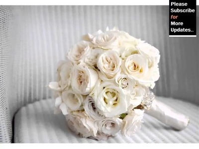 White Rose Flowers Bouquet | White Flower Images And Ideas Collection - Phula Pics
