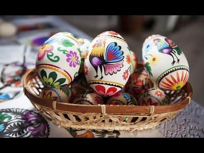 Art on Egg Shell | totally waste of material shell | Eggshell art TUTORIAL