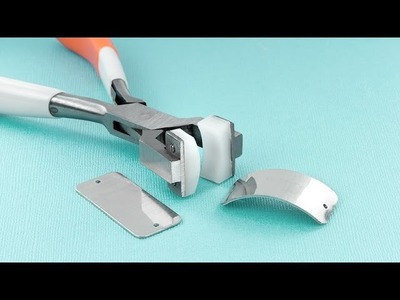 Artbeads Tutorial - ImpressArt Bracelet Bending Pliers