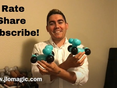 Balloon race car - tutorial