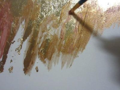 DIY~ Abstract Art! EASY