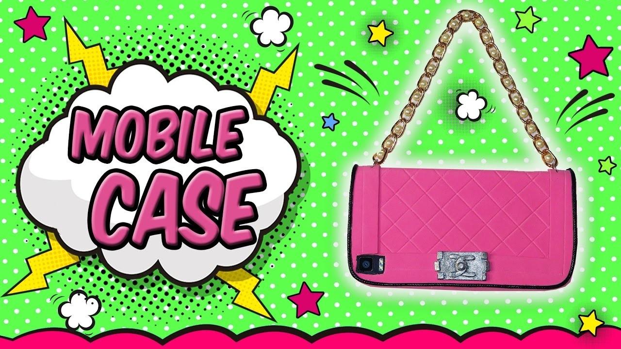 Diy handbag mobile case my crafts and diy projects for Mobile case diy