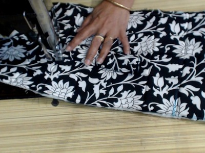 DIY SAREE CASE