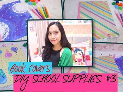 DIY SCHOOL SUPPLIES #3 BOOK COVER - INDONESIA