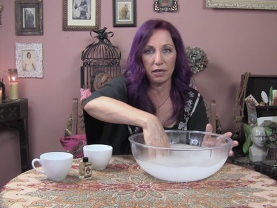 DIY Spiritual Cleansing Bath - Hoodoo How To with Madame Pamita