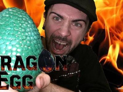 How to make DIY Dragon Egg!