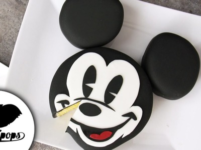Mickey Mouse Cake | Disney Birthday Party Ideas |  DIY & How to