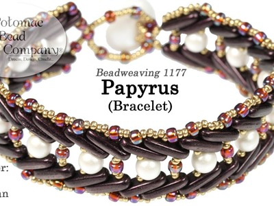 Papyrus 2 Bracelet (Tutorial)