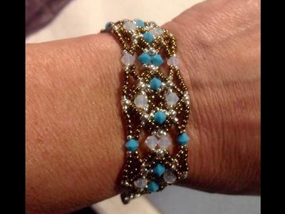 Sleek Bracelet Tutorial
