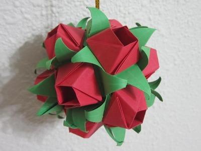 TUTORIAL - Bouquet of Rosebuds (Creator: Carlos Bocanegra)
