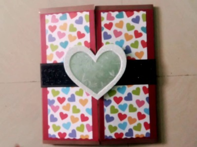 A beautiful n Lovely multi folding BIRTHDAY  greeting card.  L????V€