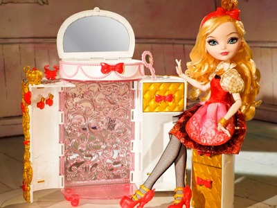Apple White's Jewelry Box - Ever After High - CFB18 - MD Toys
