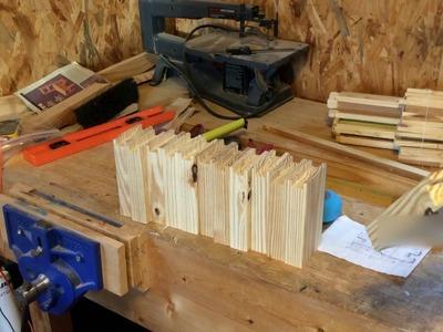 Beekeeping - Making Medium Frames (Langstroth)