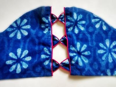 Cute Sleeves Design for Kids | Trendy Sleeves Design | Bows Design