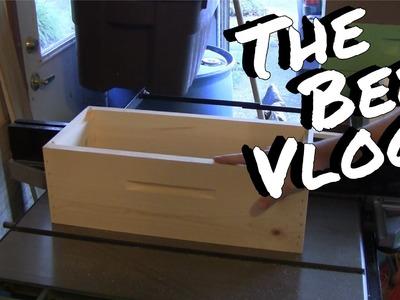 DIY Hive, 5-frame Medium Nucs - Bee Vlog #121 - Nov 23, 2013