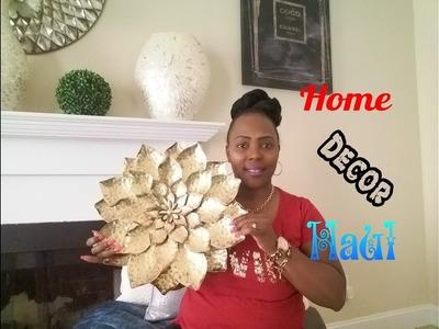 Home Decor Haul|Rustic~Farmhouse~Glam