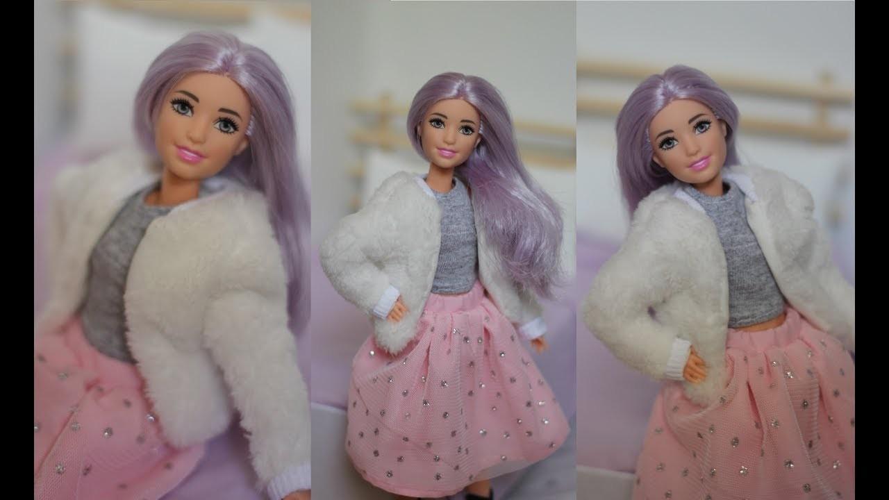 How To Make A Doll Bomber Jacket : DIY Doll Bomber Jacket