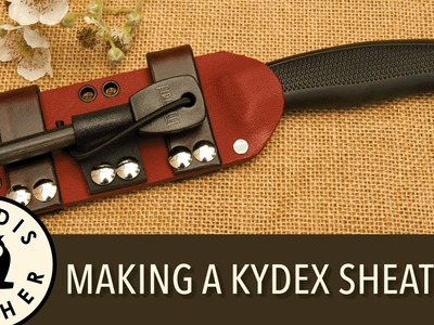 Making a Kydex Sheath for a Mora Clipper