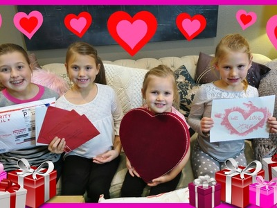 OPENING PRESENTS | VALENTINE'S DAY SPECIAL GIFT EXCHANGE!